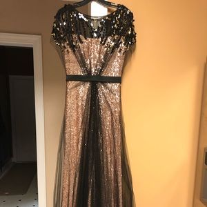 Coniefox prom/evening gown